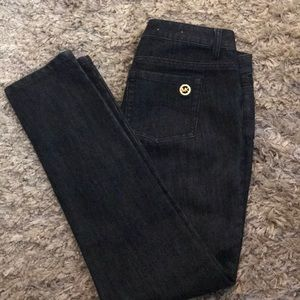 Michael Kors Woman's Jeans Size 4P Skinny
